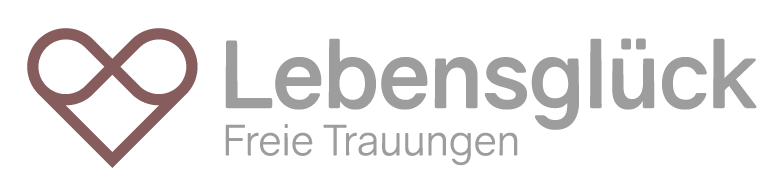 Lebensglück Logo –Freie Trauung in Würzburg und Umgebung